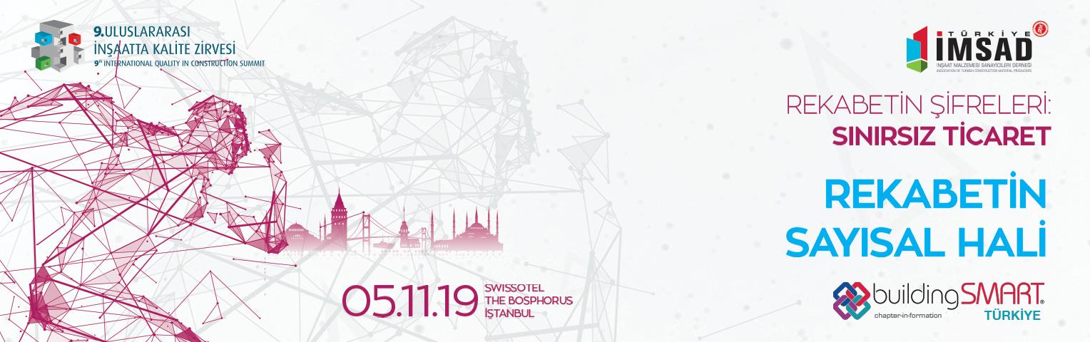 buildingSMART Türkiye Buluşması'nda Rekabetin Sayısal Hali masaya yatırılacak
